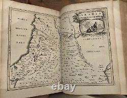 1706 Cellarius Ge With Maps Asia, Middle East, Arabia, Africa And More Cellarius