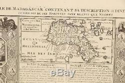 1720 Chatelain Map Africa Views And Customs Of The People