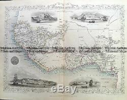 Antique Map Please contact us for other maps of Africa