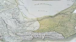 Antique Map of Africa unknown publisher 1800's