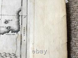 Nicolas Sanson Map of North Africa from French Atlas J Covens & C Mortier 1725