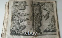 Olfert Dapper Africa 1668 with many engravings and maps Extremely rare