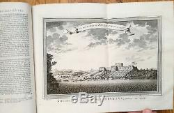 Prevost Voyages Africa 36 Maps and Plates 1748