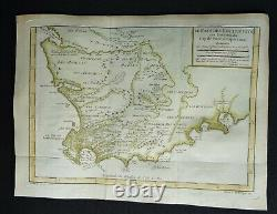 South Africa, Cape Town, Cape Colony J. N. Bellin, 1750, Le Pays des Hottentots